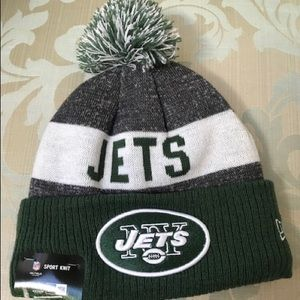 NWT Adult Jets hat